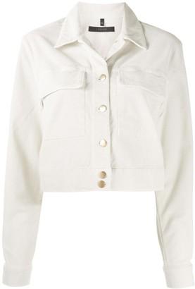 J Brand Ray cropped jacket