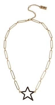 Jessica Simpson Celestial Star Pendant Necklace