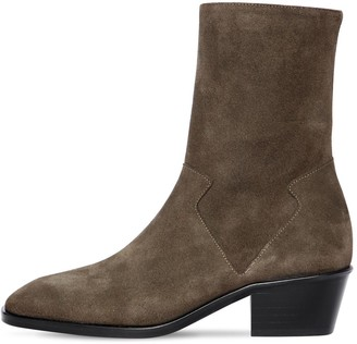 Dorateymur 40mm Offroad Suede Ankle Boots