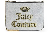 Juicy Couture Heritage Velour Crossbody Bag