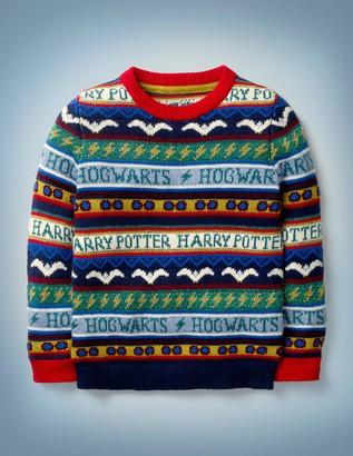 Harry Potter Fair Isle Jumper