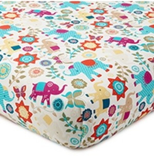 Levtex Baby Zahara Crib Fitted Sheet Bedding