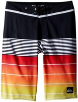 Quiksilver Division Vee 19 Boardshorts (Big Kids)