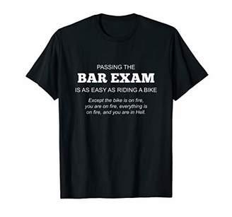 Funny Law School Future Lawyer Juris Doctor Pass Bar Exam T-Shirt