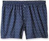 Tommy Bahama Men's Palm Trees Woven Boxer-Big