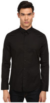 Bikkembergs Shoulder Contrast Button Up