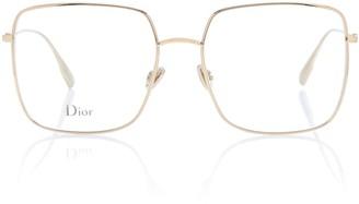 Christian Dior DiorStellaire square glasses