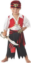 California Costumes boys Little Boys' Ahoy Matey Pirate Costume Small (2T)