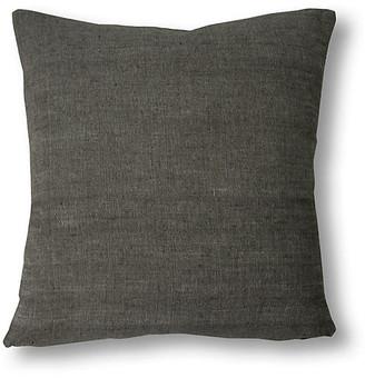 Bole Road Textiles Abren 20x20 Pillow - Onyx
