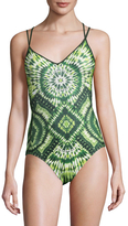 Robin Piccone Marley One Piece Swimsuit