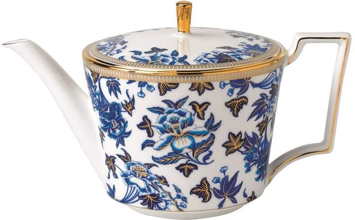 Wedgwood Hibiscus Teapot (1L)