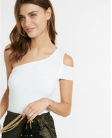 Express One Shoulder Cut-out Tee