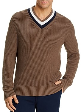Michael Kors V-neck Cricket Sweater