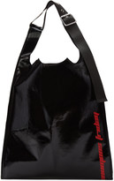 Raf Simons Black 'Venomous Friday' Tote