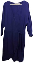 And other stories & & Stories Purple Cotton Dress for Women