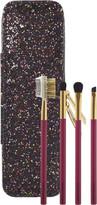 Tartan + Twine Glitter Happens Hard Case with Brushes