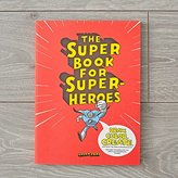 The Super Book for Super Heroes Coloring Book