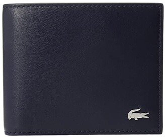 Lacoste FG Small Billfold (Black) Bill-fold Wallet