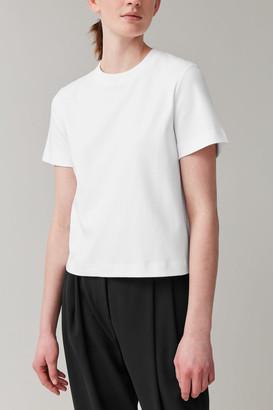 Cos Short-Length Jersey T-Shirt
