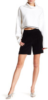 DKNY Long High Waisted Short