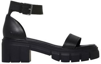 Windsor Smith Slay Black Sandal