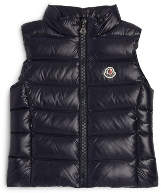 Moncler Kids Ghany Puffer Gilet (4-6 Years)