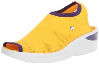 BZees Women's Secret Wedge Sandal