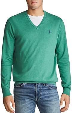 Polo Ralph Lauren Regular Fit V-Neck Sweater