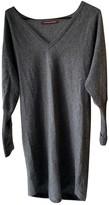 Comptoir des Cotonniers Grey Cashmere Dress for Women