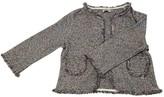 Bruno Manetti Grey Cotton Jacket for Women