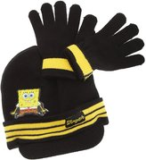 SpongeBob Squarepants Childrens/Kids Boys Winter Hat And Gloves Set