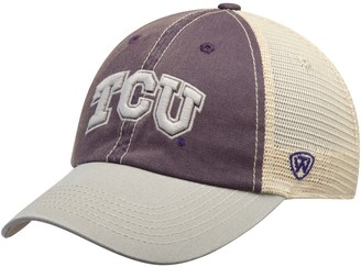 Top of the World Unbranded Youth Purple TCU Horned Frogs Rookie Offroad Trucker Adjustable Hat