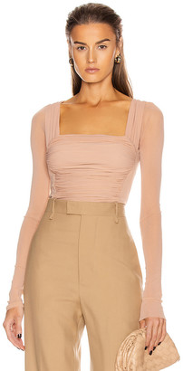 Isabella Collection Noam for FWRD Top in Nude   FWRD