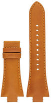 Michael Kors Dylan Round Leather Strap Watch