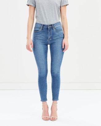 Articles of Society High Lisa Ankle Hug Jeans