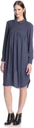 Gat Rimon Women's Pleat Front Dress