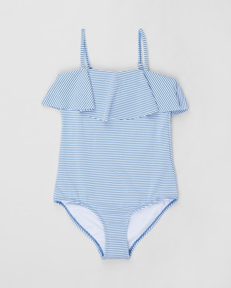 Cotton On Frill One-Piece - Teens