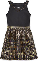 Epic Threads Tribal Skater Dress, Big Girls (7-16) Only at Macy's