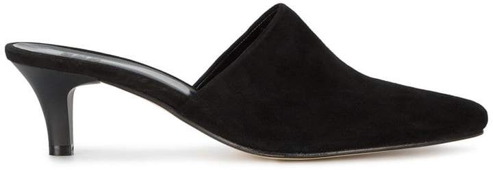 Maryam Nassir Zadeh Black Andrea Pointed Mules