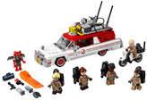 Lego Ghostbusters Car