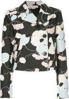 Marni double-breasted cropped jacket