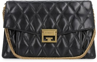 Givenchy Gv3 Quilted Leather Bag