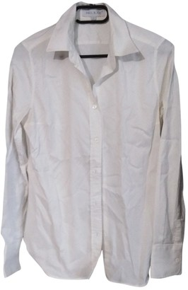 Paul & Joe White Cotton Top for Women