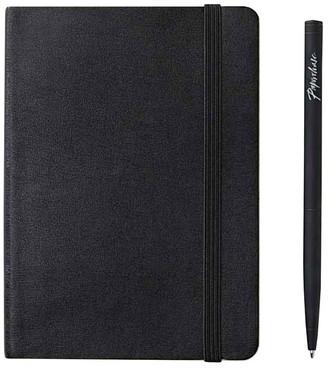 Paperchase Agenzio Soft Notebook S Blk