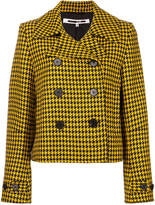 McQ houndstooth double-breasted jacket