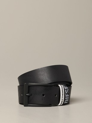 Diesel Belt Belt With Logo