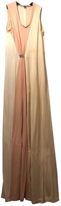Louis Vuitton Pink Cotton - elasthane Dress for Women