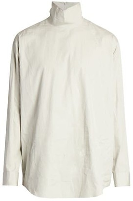 Fearofgodzegna Oversized Mockneck Shirt