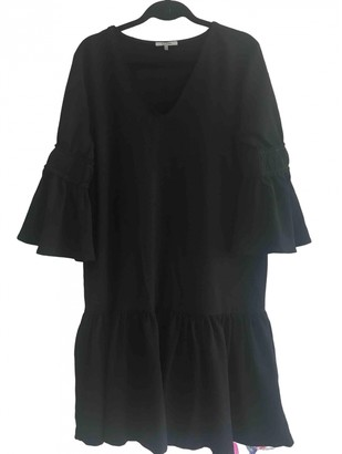 Ganni Black Polyester Dresses