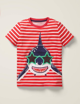 Novelty Applique T-Shirt